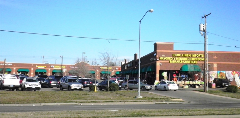 dallas retail space for rent available locations